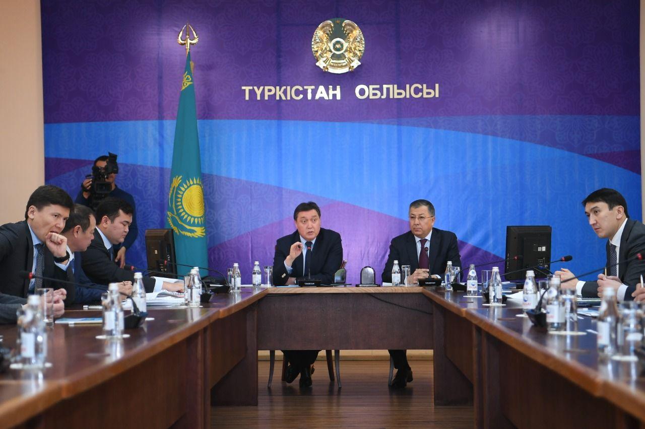 Акиматы областей и городов построят в Туркестане 15 объектов- Kapital.kz