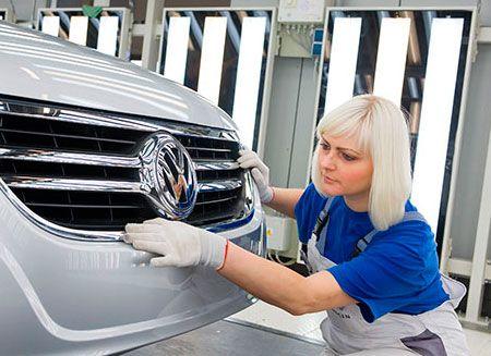 Новый кроссовер от Volkswagen появится в 2016 году- Kapital.kz