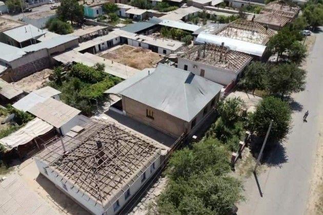 Строительные работы в Арысе завершатся до 1 ноября- Kapital.kz