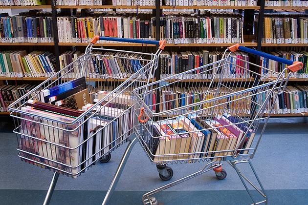 Книжный шопинг в Казахстане - Kapital.kz