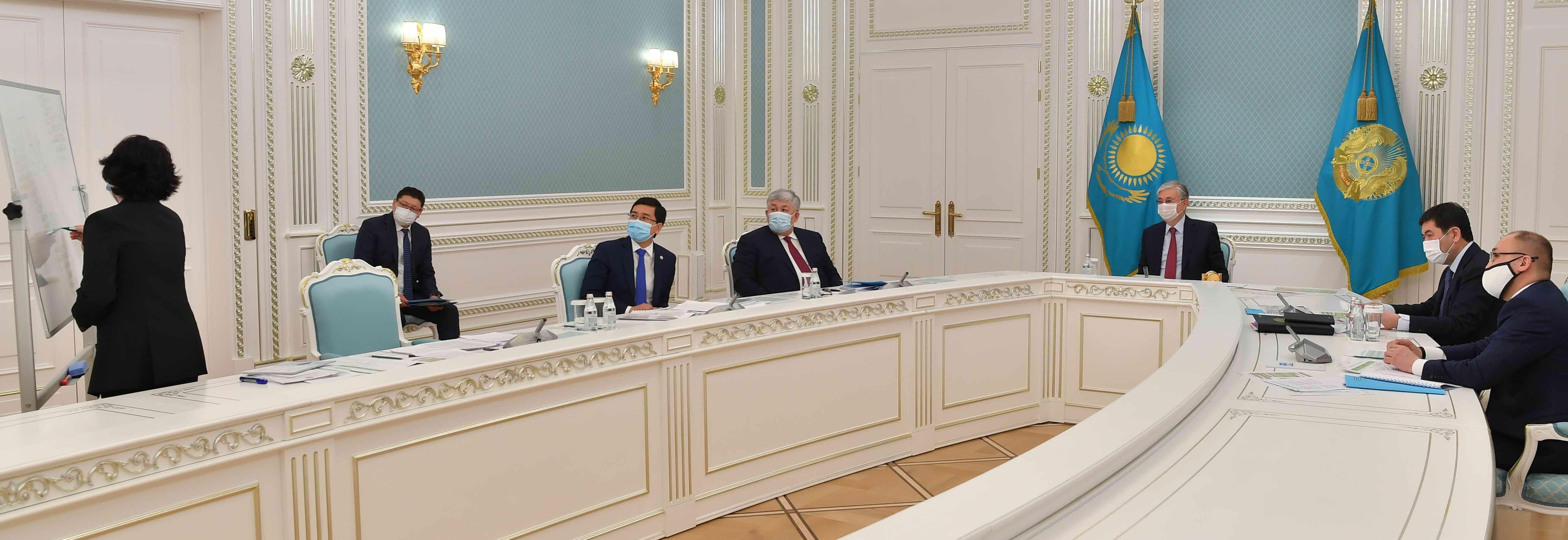 Президенту представили проект алфавита на латинице- Kapital.kz