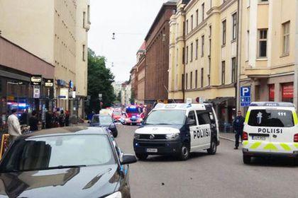 ВХельсинки мужчина врезался втолпу нагрузовике- Kapital.kz