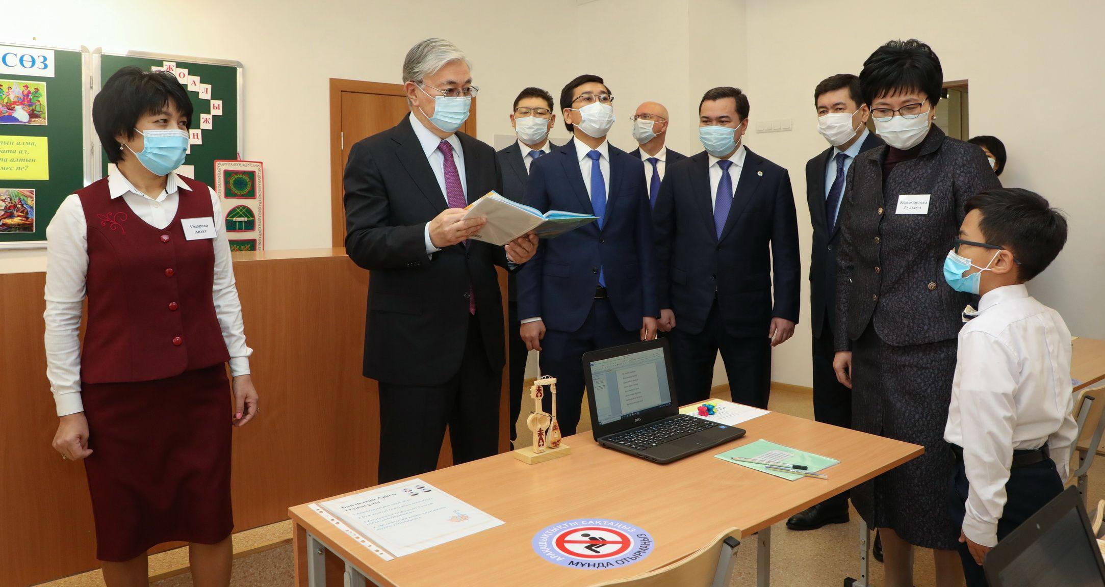 Президент посетил новые спортивные объекты Караганды  505323 - Kapital.kz