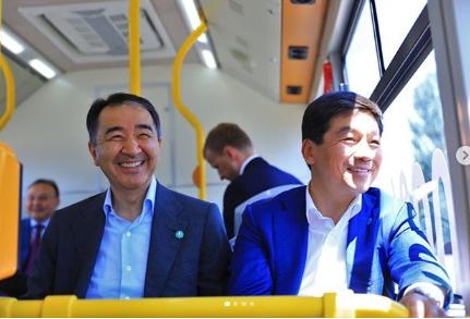 В Алматы тестируют электроавтобусы местной сборки- Kapital.kz