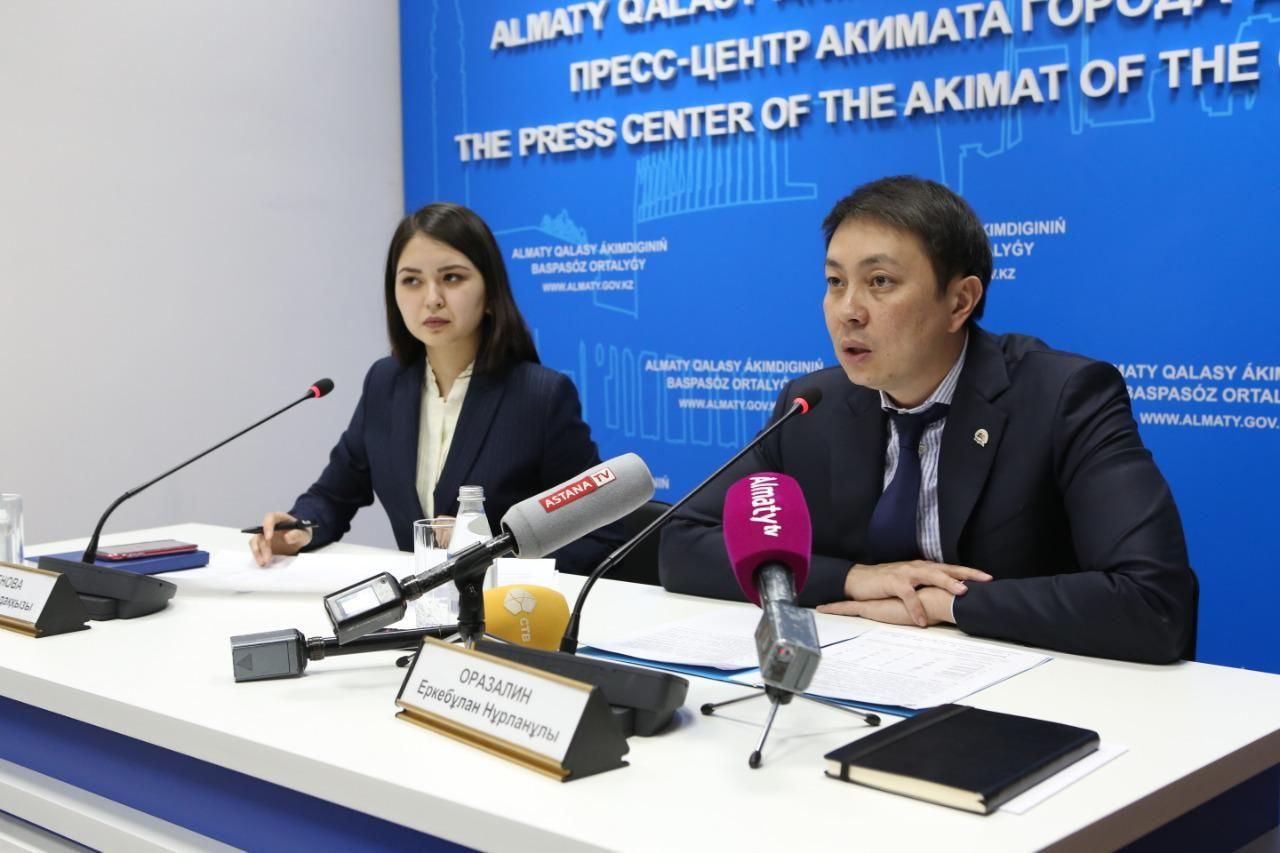 Акимат Алматы разрабатывает единые правила организации торговли- Kapital.kz