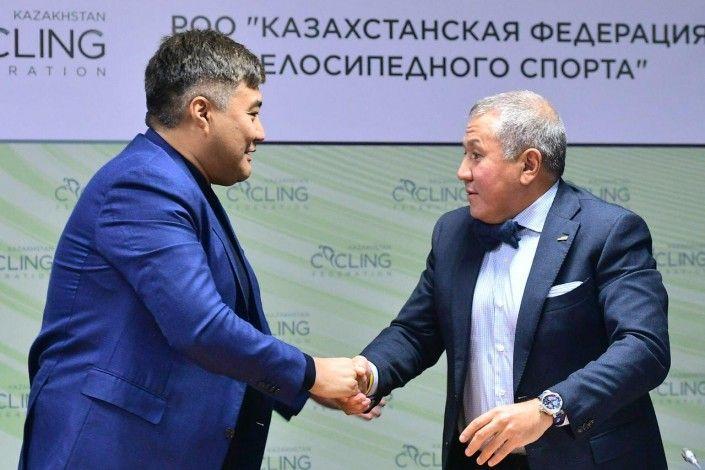 Нурлан Смагулов возглавил Казахстанскую федерацию велоспорта- Kapital.kz