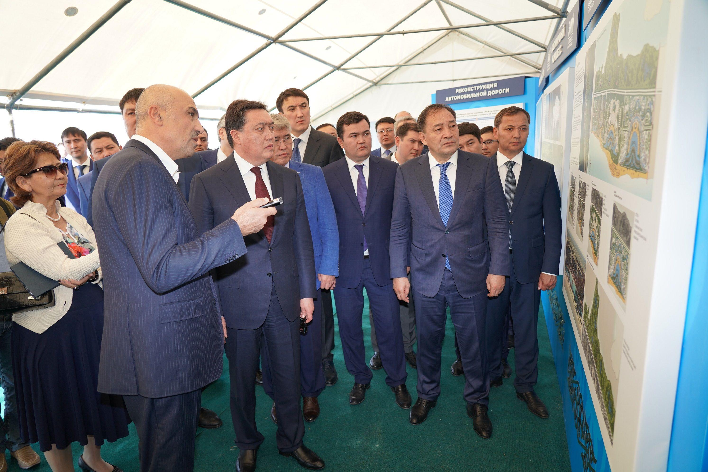 Началось строительство туристического комплекса на берегу Каспия- Kapital.kz