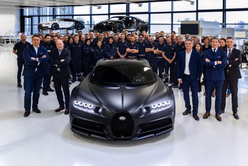 Жертвы коронавируса, конец Holden и неизвестный Bugatti- Kapital.kz