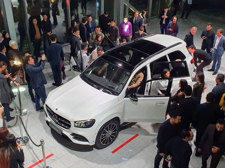 Новые Cayenne Coupe и GLS в Казахстане, а также рестайлинг F-Type 134560 - Kapital.kz