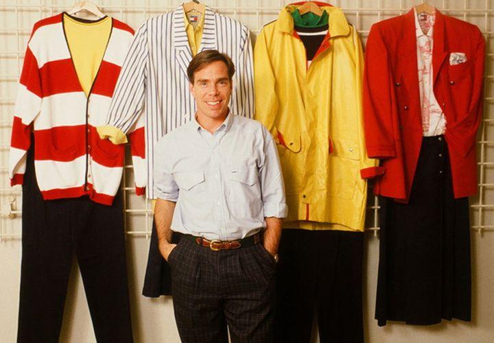Томми Хилфигер бросил работу в Calvin Klein ради собственного бренда 608585 - Kapital.kz