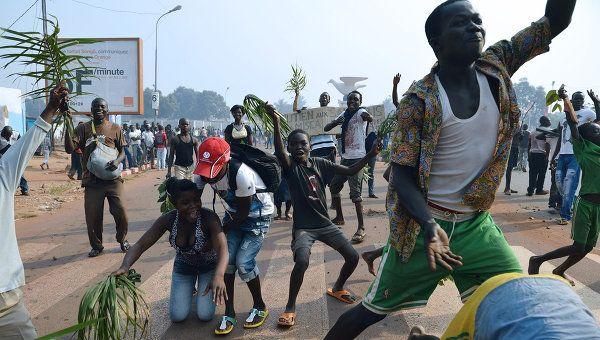 Иностранцев эвакуируют из Центральноафриканской республики- Kapital.kz