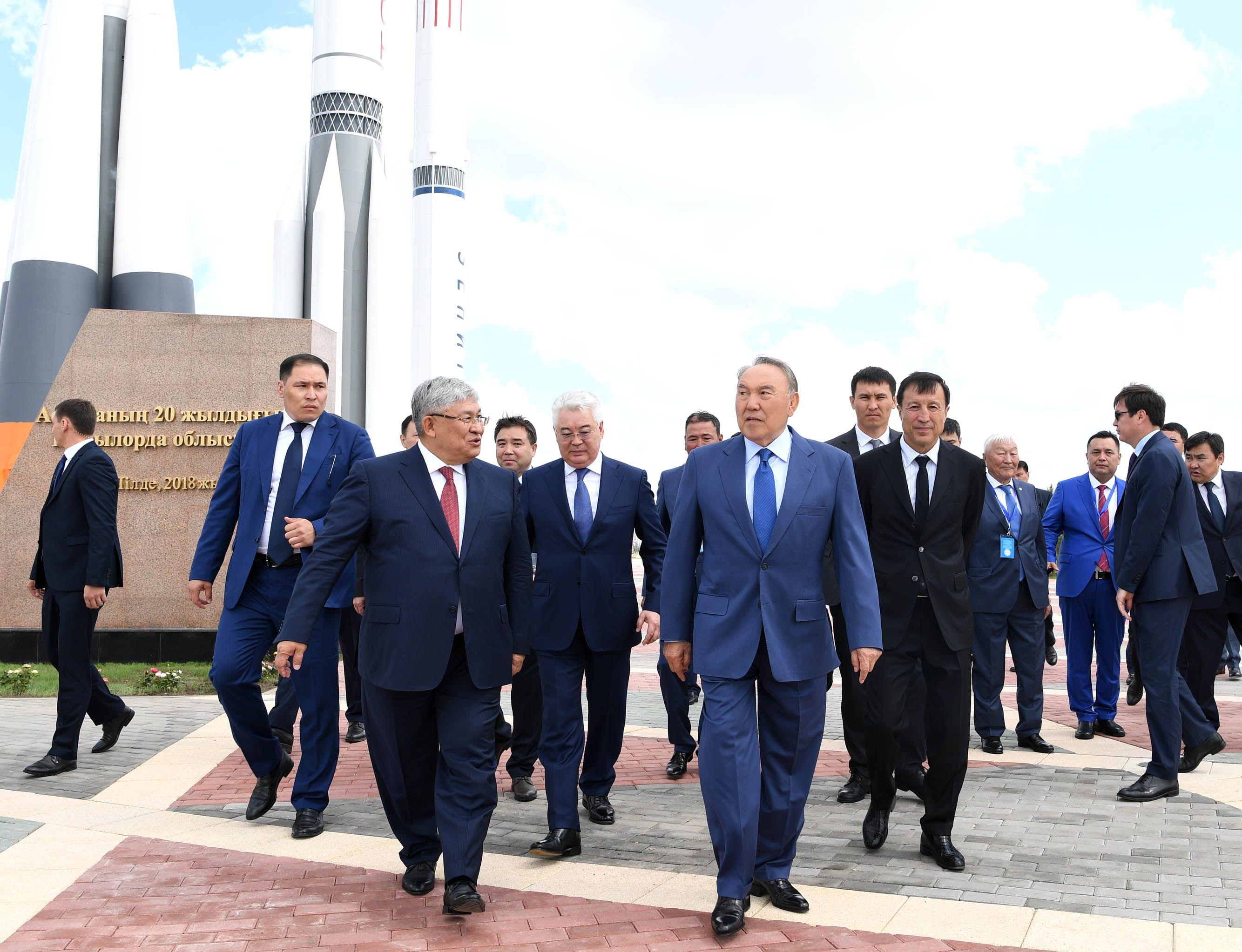 Президент: Казахстан становится полноценной космической державой- Kapital.kz
