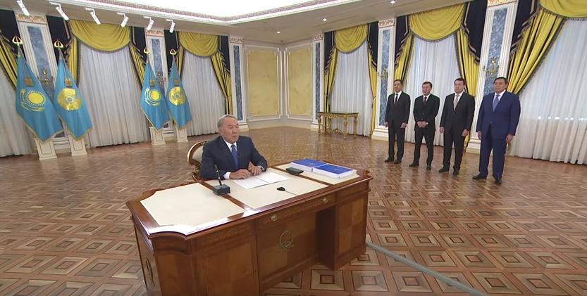 Нурсултан Назарбаев: Кто работает, тот неможет плохо жить- Kapital.kz