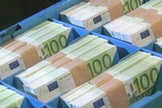 В Еврозоне число фальшивых евро стало максимальным за историю- Kapital.kz