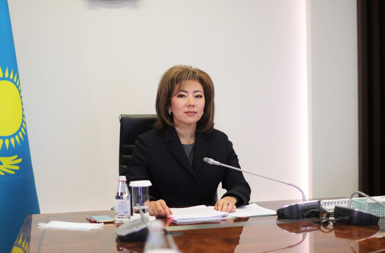 Мадина Абылкасымова рассказала о 7 приоритетах концепции развития финсектора - Kapital.kz