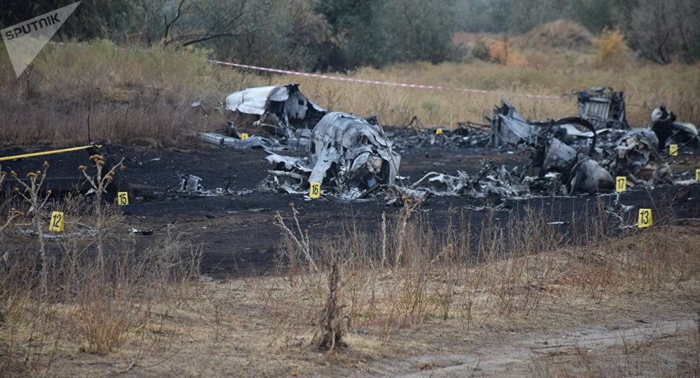 Наместе крушения Ан-28найдены черные ящики- Kapital.kz
