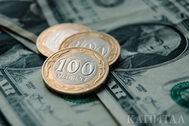 Доллар укрепился более чем на 1 тенге - Kapital.kz