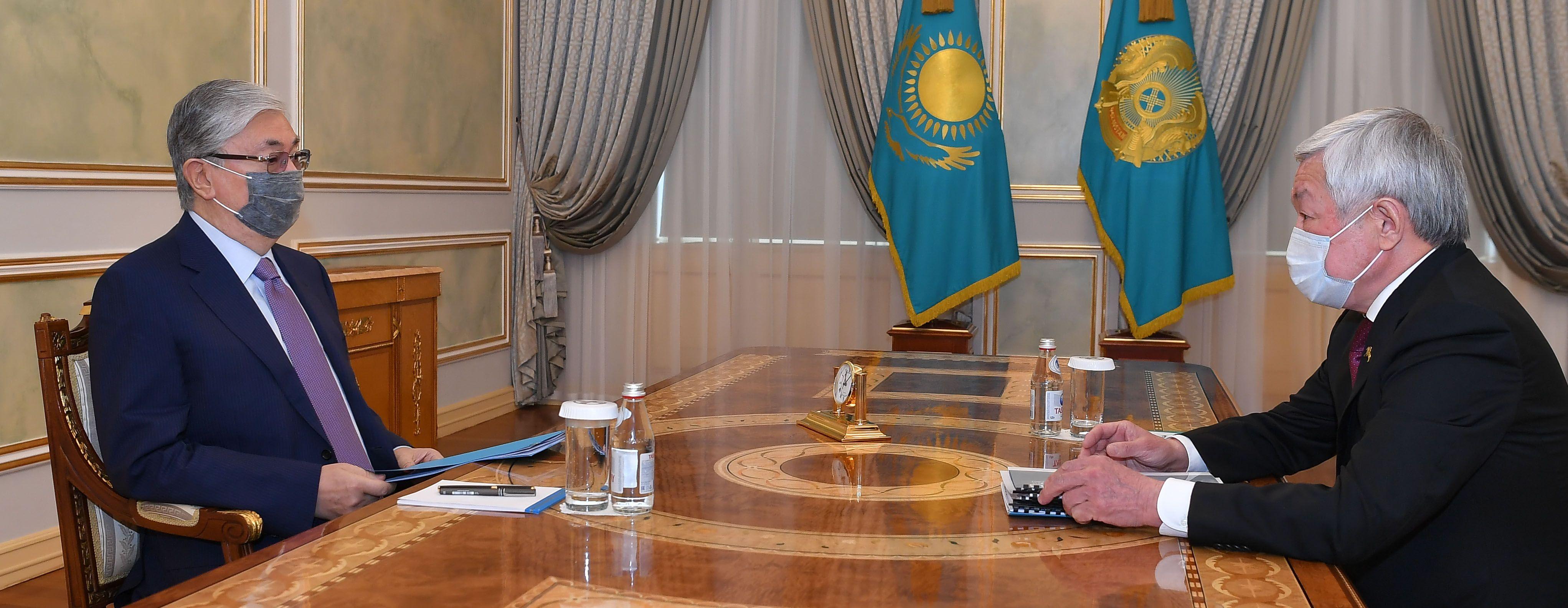 Бердибек Сапарбаев отчитался о развитии Жамбылской области - Kapital.kz