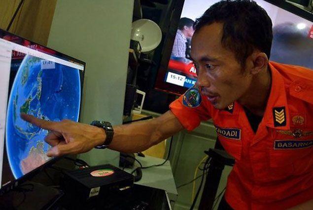 Обнаружены обломки пропавшего самолета AirAsia- Kapital.kz