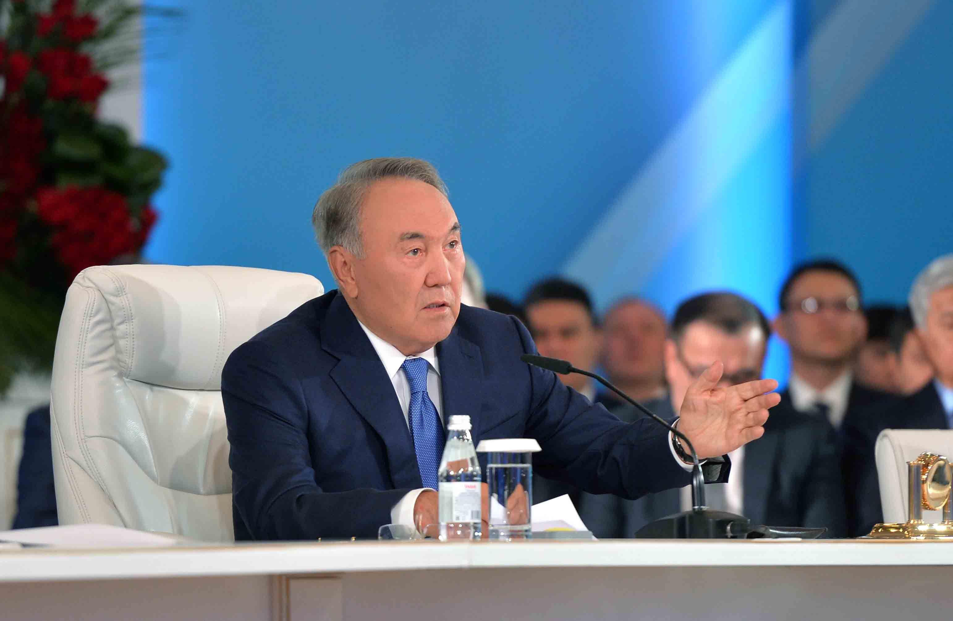 ГлаваРК: Астана должна войти вчисло ведущих финцентров Азии- Kapital.kz
