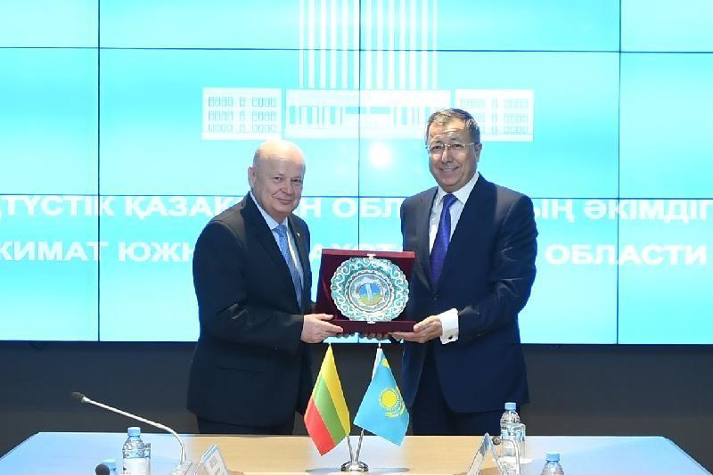 ВЮКО открылось почетное консульств Литвы- Kapital.kz
