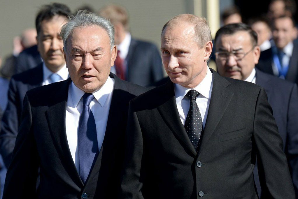 Нурсултан Назарбаев обсудил сВладимиром Путиным встречу вСочи- Kapital.kz