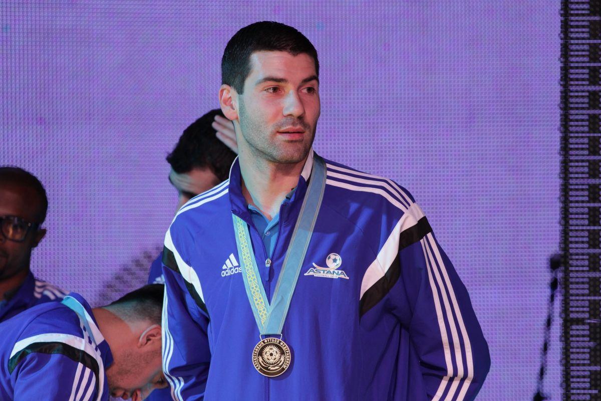 Сербский футболист дебютировал в составе сборной Казахстана- Kapital.kz