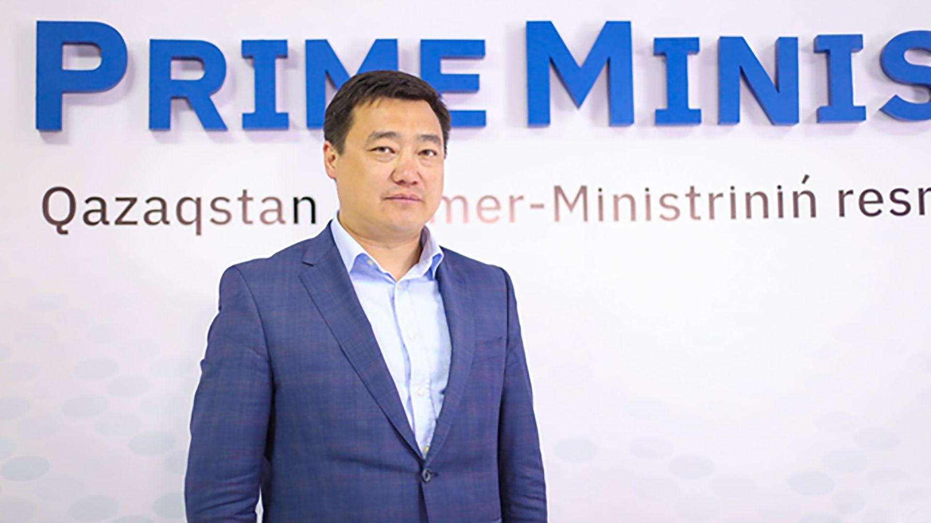 Освобожден от должности вице-министр культуры и спорта Уркен Бисакаев - Kapital.kz
