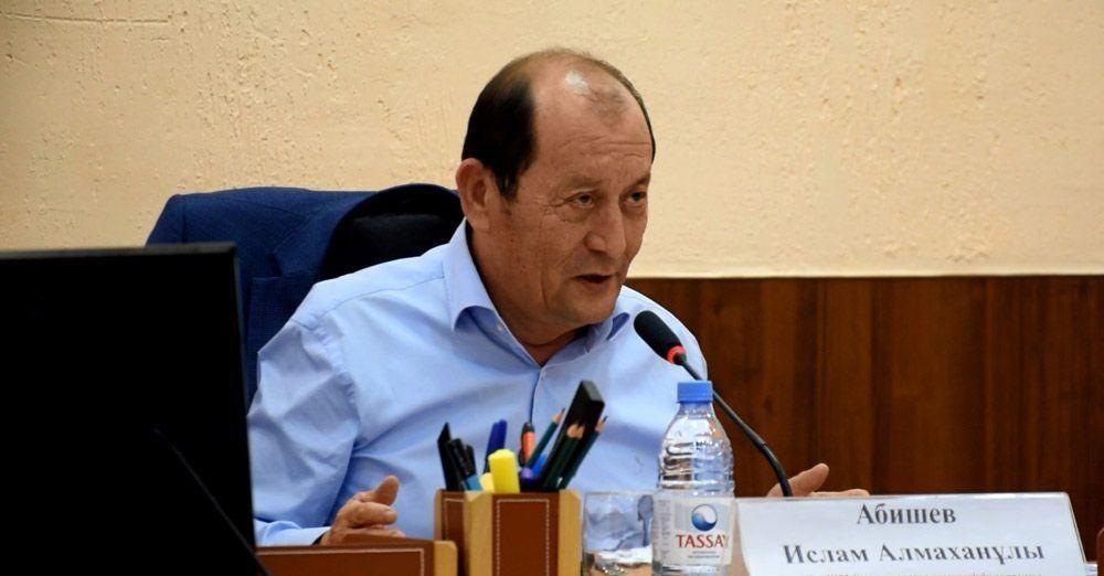 Глава Комитета по водным ресурсам отстранен от должности - Kapital.kz