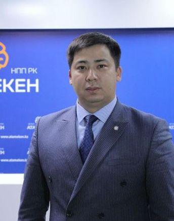 Каржауов Олжас Есалханович