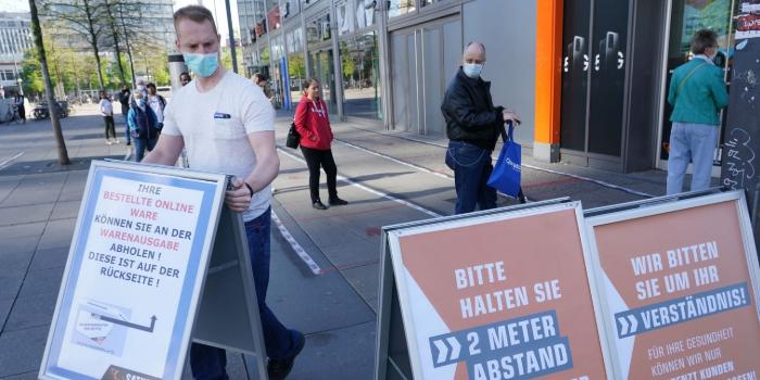 В Германии ужесточают меры борьбы с коронавирусом- Kapital.kz