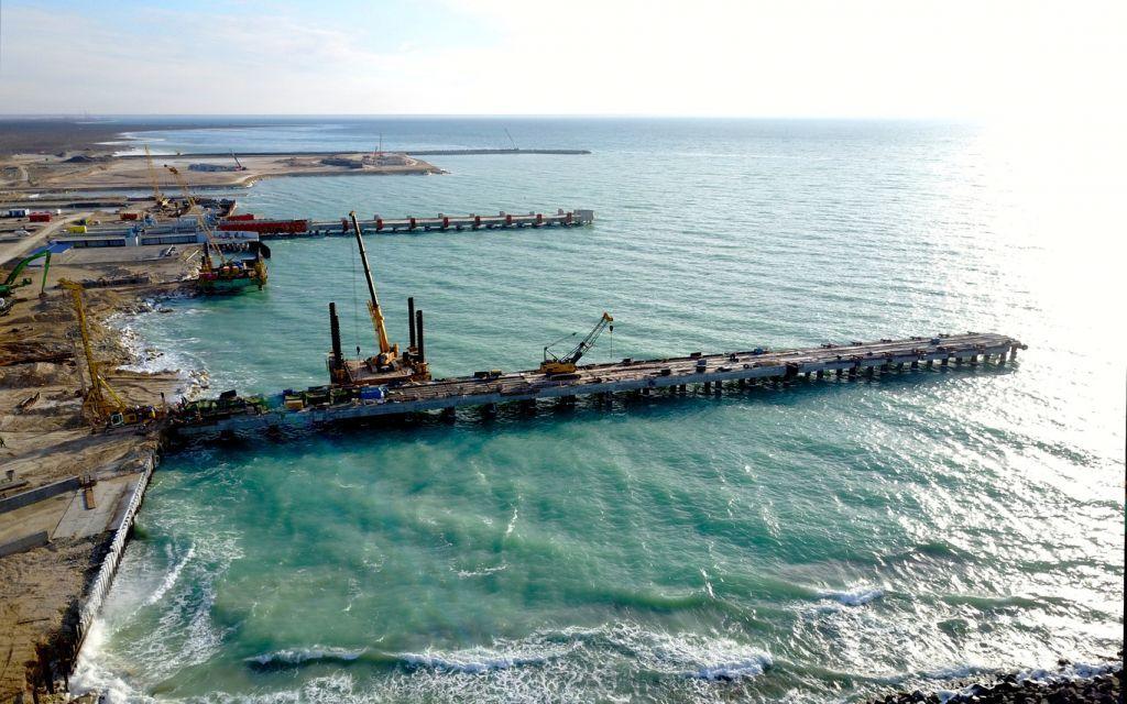 Kuryk Port Development