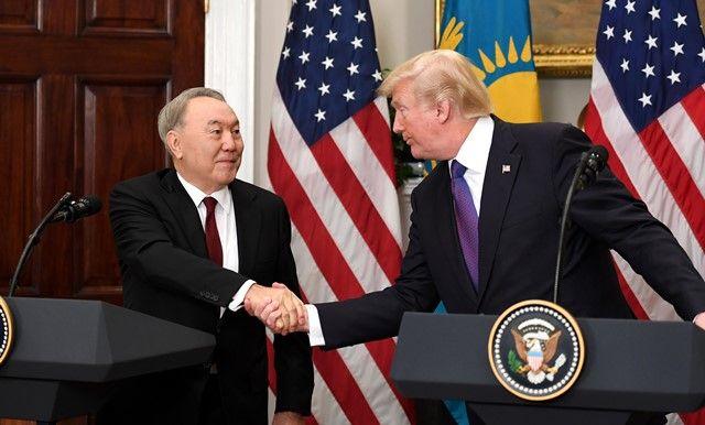 Очем говорили Нурсултан Назарбаев иДональд Трамп- Kapital.kz