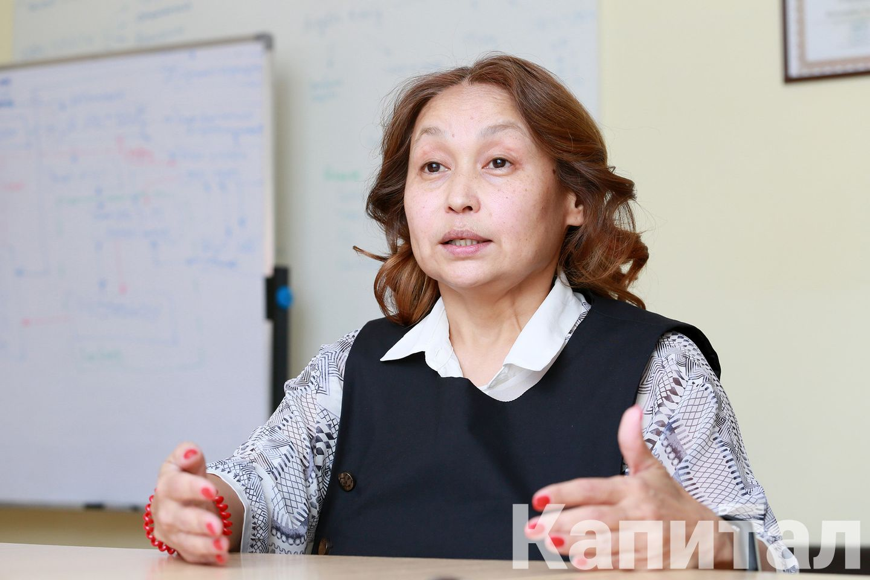 Галия Ахметжанова, основатель проекта