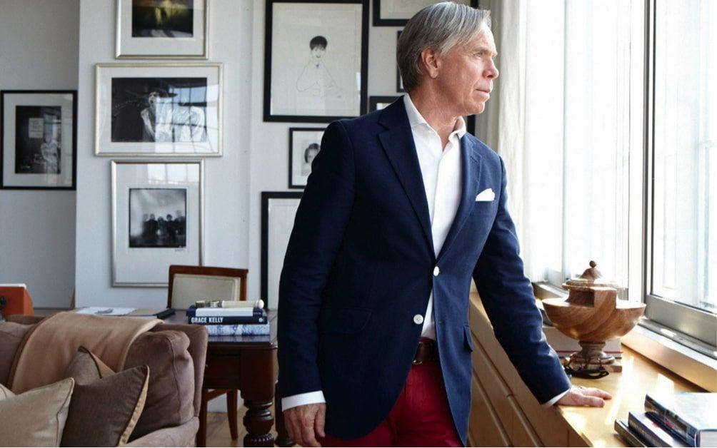 Томми Хилфигер бросил работу в Calvin Klein ради собственного бренда- Kapital.kz