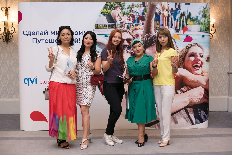 Выставка EXPO компанииQNETв Алматы, 2019 год