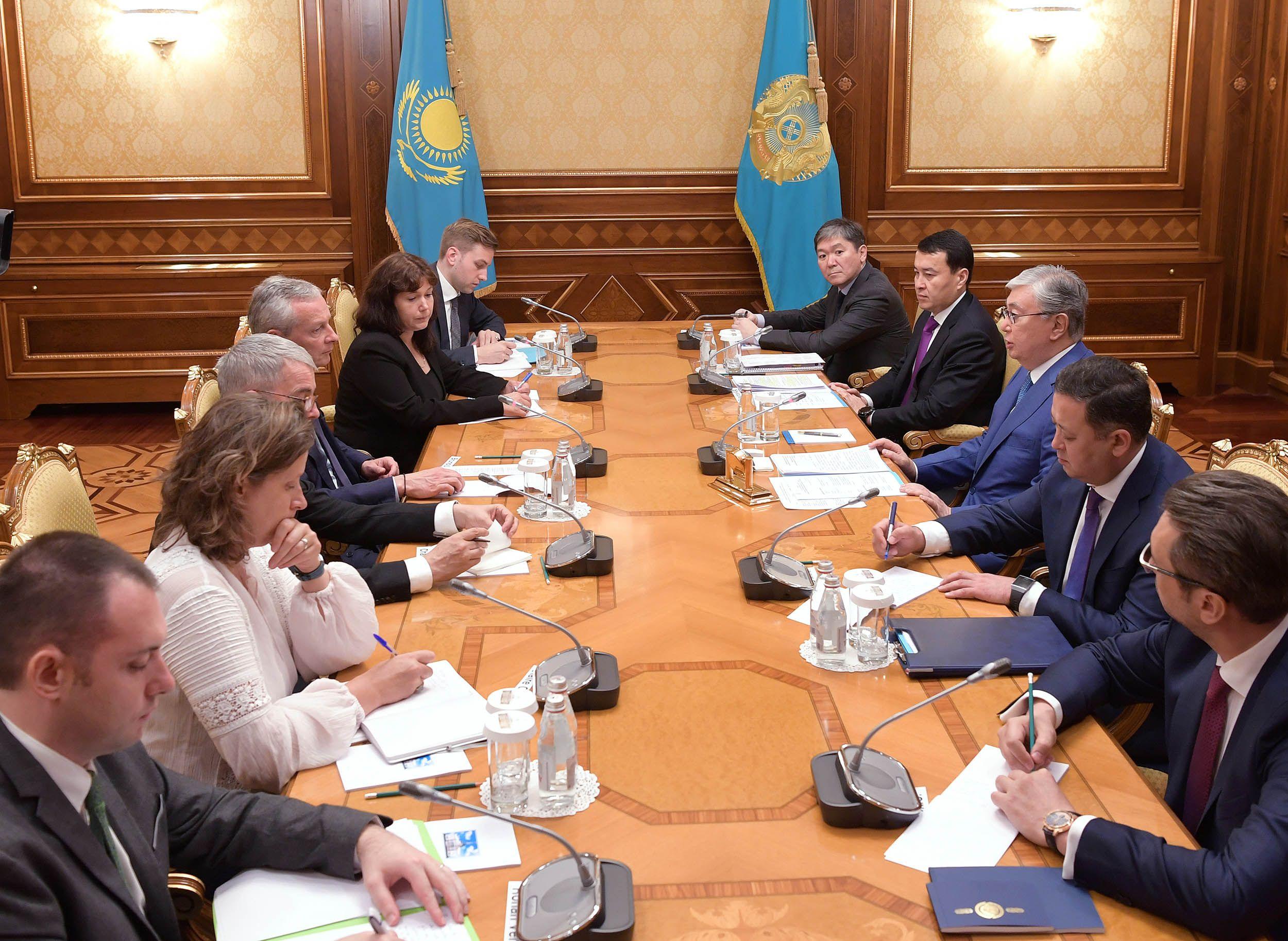 Франция инвестировала в экономику Казахстана свыше $15 млрд - Kapital.kz