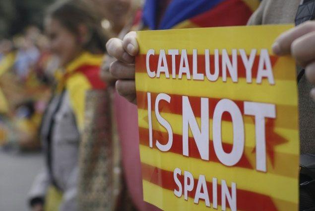 За независимость Каталонии проголосовали более 80%- Kapital.kz