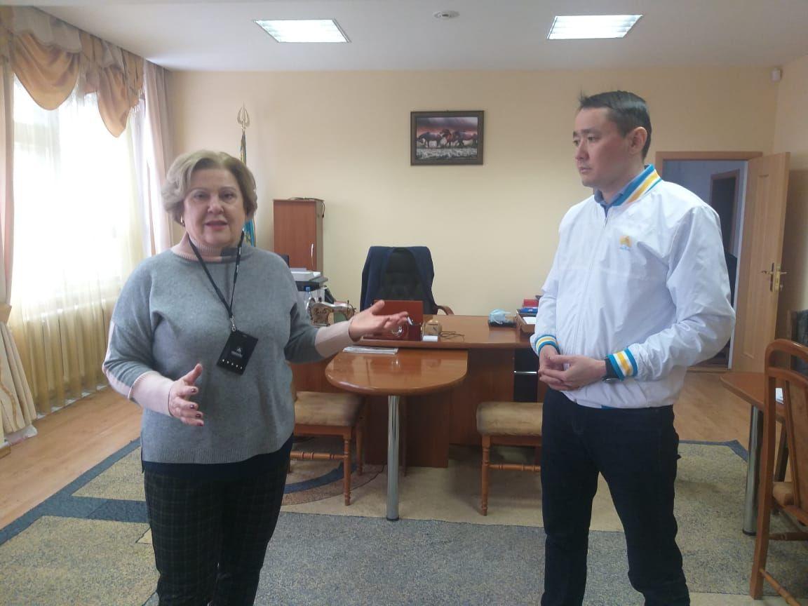 Ирина Аронова: Предвыборная платформа партии основана на 216 региональных программах- Kapital.kz