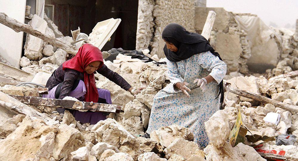 При землетрясении вИране пострадали более 130человек- Kapital.kz