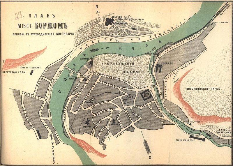 Вторую жизнь источники Боржоми получили благодаря солдатам  551107 - Kapital.kz