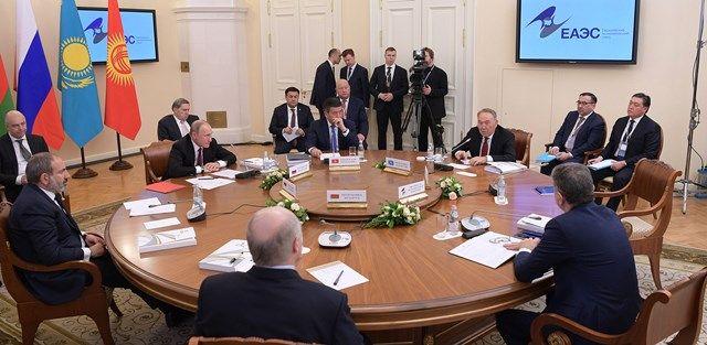 ЕАЭС надо к2025году устранить все препятствия вторговле- Kapital.kz
