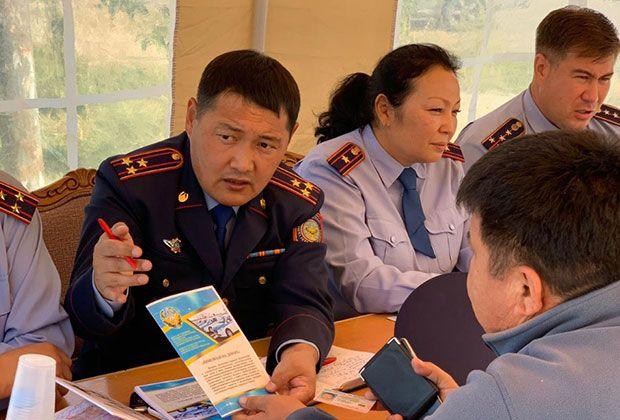 В Алматинской области проходит акция «Приемная на дороге»- Kapital.kz