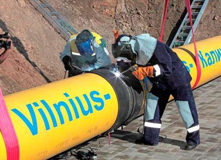 Надежды Литвы на свой газ рухнули- Kapital.kz