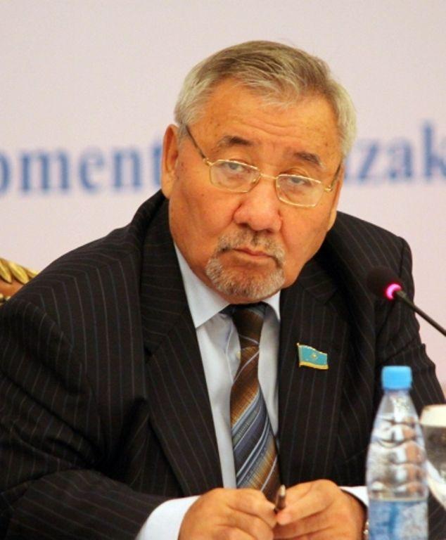 Абдыкаримов Оралбай Абдыкаримович