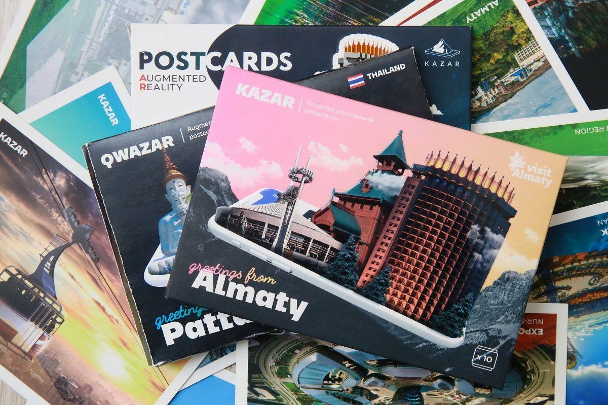 Идею с AR-открытками можно превратить в отдельную бизнес-модель 562125 - Kapital.kz