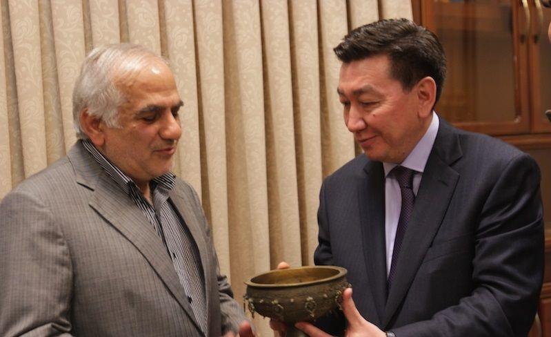 Иран будет поставлять в РК стройматериалы- Kapital.kz