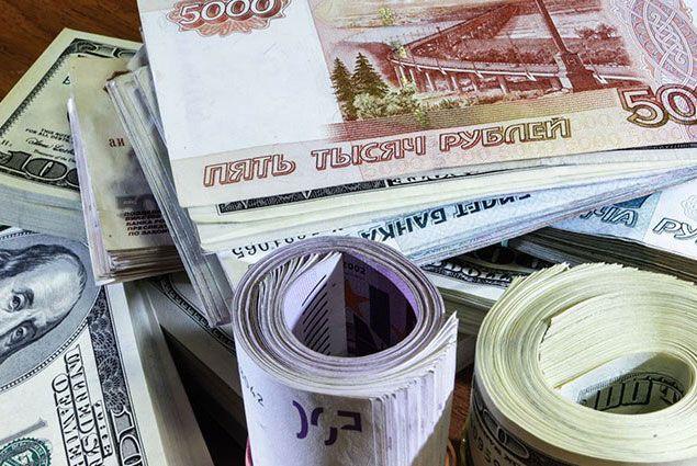 Рубль продолжает стремительно дешеветь- Kapital.kz