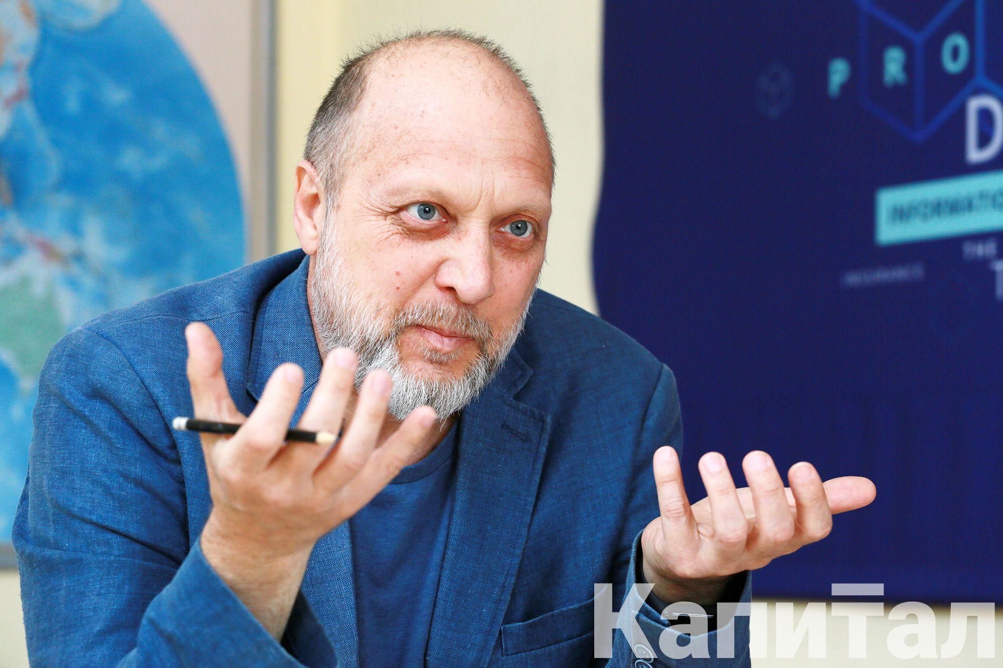 Александр Колохматов, основатель проекта - Kapital.kz
