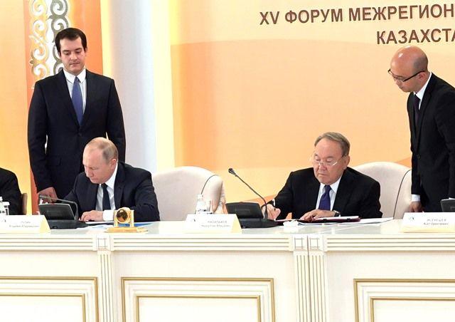 Президенты Казахстана иРоссии подписали план действий поразвитию туризма- Kapital.kz